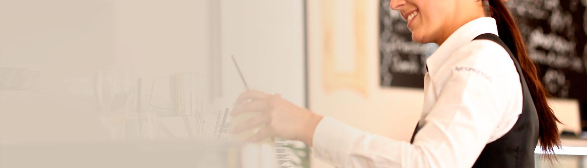 Servicios de cafetería y bar