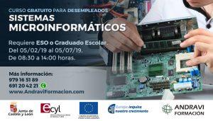 Curso de Sistemas Microinformáticos en Palencia