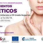 Curso gratis en Palencia para desempleados. TRATAMIENTOS ESTETICOS