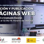 Curso de Diseño WEB en Palencia para trabajadores Y DESEMPLEADOS