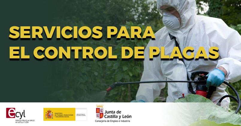 SERVICIOS PARA EL CONTROL DE PLAGAS (SEAG0110)