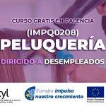 Curso Gratis de PELUQUERÍA en Palencia para desempleados