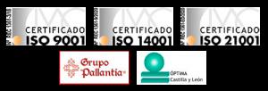 Certificados y reconocimientos
