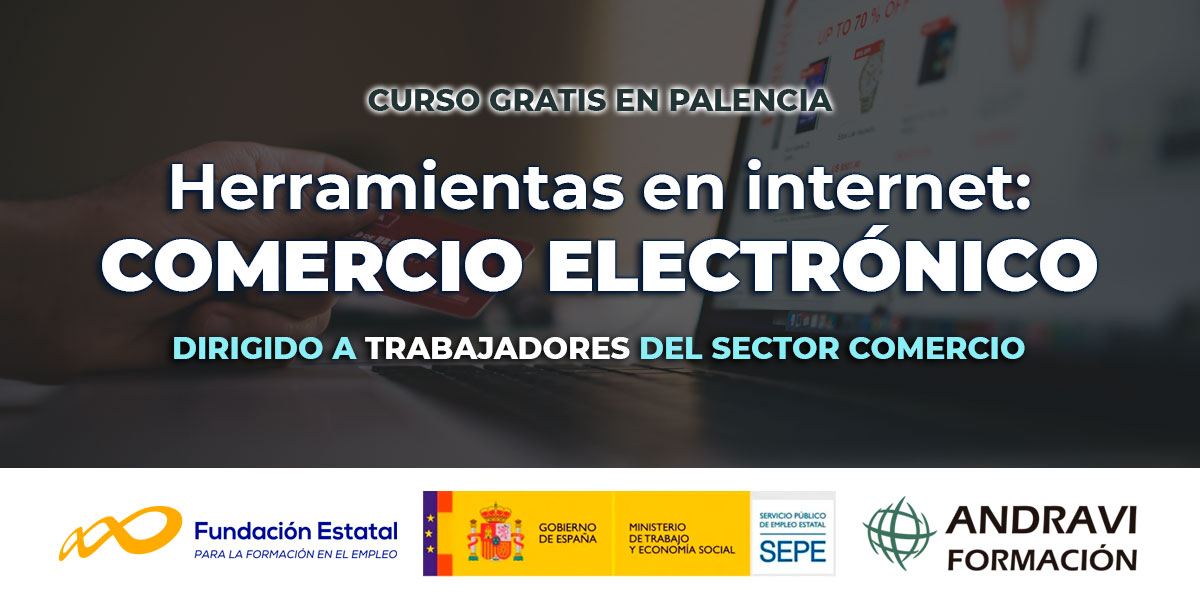Curso en Palencia de Comercio Eelectrónico